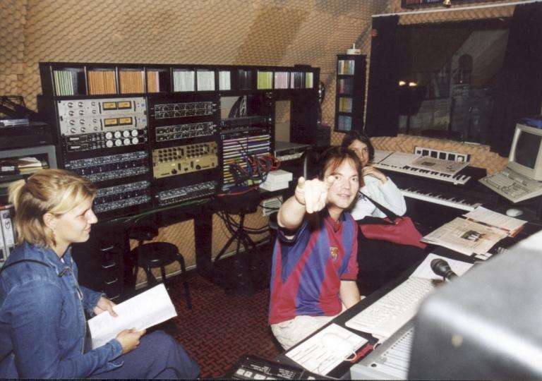 2001-10-15 Mainz, Zentralstudio 16