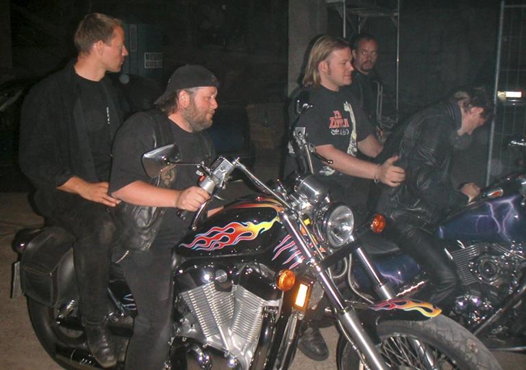 2003-06-21 Ernstroda, Bikerfest 02